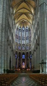 Saint-Pierre de Beauvais. Crédit photo : Thanh T. Nguyen.