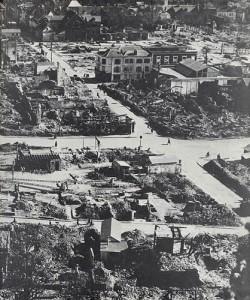 Beauvais en 1941. Crédit photo : D.R.