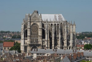 La cathédrale. © Philippe LOBGEOIS - CGO.